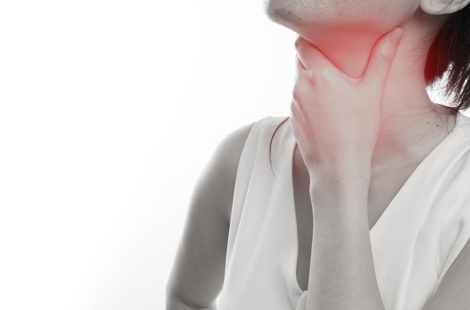 Sore throat Vitality Urgent Care